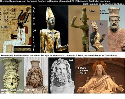 If worshipping a god from outside of Africa is so self-destructive for the African race, then why is Europe's worship of a West Asian deity benefiting them?
